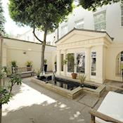 One of the Courtyard Gardens - SCI Belgravia