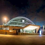 Venue - Night - Manchester Central