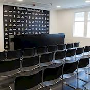 Press Room - Fulham Football Club