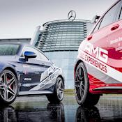 Driving Experiences - Mercedes-Benz World