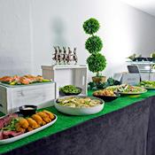 Hot Fork Buffet Station - 30 Euston Square