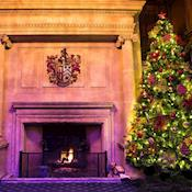 Christmas - Heatherden Hall at Pinewood Studios