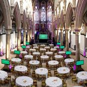 Cabaret Style Conference - The Monastery Manchester