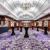 Edwardian I- Reception - St. James' Court. A Taj Hotel  Conferencing & Banqueting
