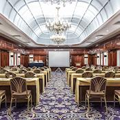 Edwardian I- Classroom - St. James' Court. A Taj Hotel  Conferencing & Banqueting