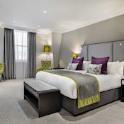 Premium King Bedroom - St. James' Court. A Taj Hotel  Conferencing & Banqueting