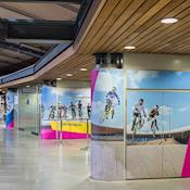 Concourse Pods - Lee Valley VeloPark
