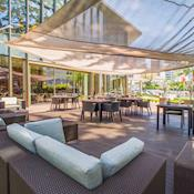 Garden & Terrace - Crowne Plaza Porto