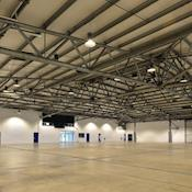 Hall 2 empty - Yorkshire Event Centre