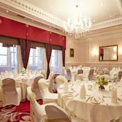 Canterbury suite Dinner - Amba Hotel Charing Cross