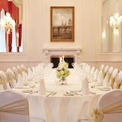 Thames suite Dinner - Amba Hotel Charing Cross