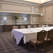 Boardroom in Cromwell Suite - Oatlands Park Hotel