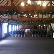 Whites function suite - The Hop Farm
