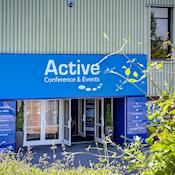 Complex Private Entrance - Active Conference & Event Centre