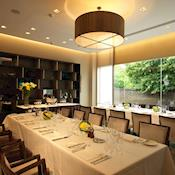Private Dining in Park Terrace for up to 40 gust - Royal Garden Hotel