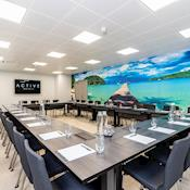 Beach Meeting Room - Active Hospitality - Gorse Hill