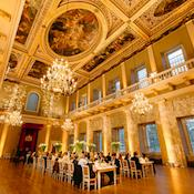 Main Hall Dinner - The Banqueting House