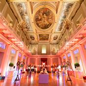 Main Hall reception - The Banqueting House