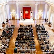 Main Hall conference - The Banqueting House