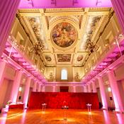Main Hall - The Banqueting House