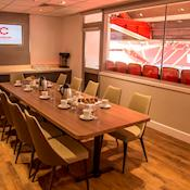 Executive Box x 4 with pitch view - Charlton Athletic Football Club