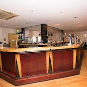 Bartram's Bar- ideal for parties - Charlton Athletic Football Club