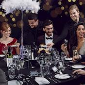 Gala Dinner for 3,500 delegates at EventCity - EventCity Limited - Manchester