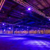 Fully Carpeted Event Space at EventCity - EventCity Limited - Manchester