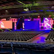 Conference Set Up at EventCity - Theatre Style - EventCity Limited - Manchester