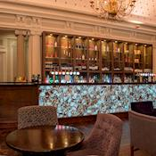 Grand Lounge Bar- used for catering & tea/coffee breaks - Crowne Plaza Royal Victoria Sheffield
