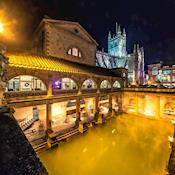 The Roman Baths - Bath's Historic Venues