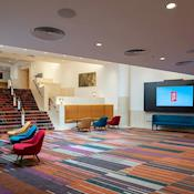 Knowledge Centre Foyer - British Library