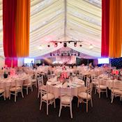 Marquee - Coombe Abbey Hotel
