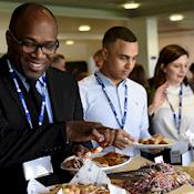 Conference Catering - Edgbaston Stadium