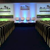 Conference Set Up - Edgbaston Stadium