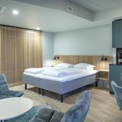 One of 2,500 Hotel Room Apartments - Oslofjord Convention Center
