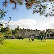 Summer parties on private lawns - Hever Castle