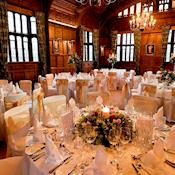Stunning dining facilities - Hever Castle