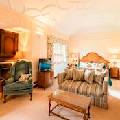 five-star guest accommodation - Hever Castle
