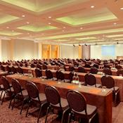 Buckingham Suite being used for a conference - Royal Garden Hotel