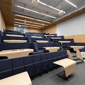 Hybrid style seminar and lecture theatre - Imperial College London - Imperial Venues