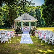 Wedding Ceremony - Hilton St Anne's Manor