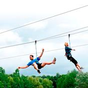 Go Ape Team Building - Chessington World of Adventures Resort