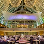 The Main Hall and Gallery - Christmas Party - East Wintergarden