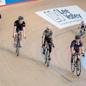 Track cycling - Lee Valley VeloPark