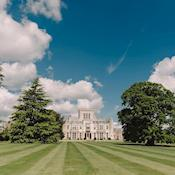 South Lawn and - Ashridge House