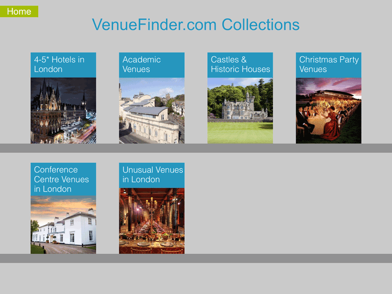 Venue Collections