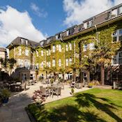 Courtyard Garden - BEST WESTERN PLUS The Connaught Hotel