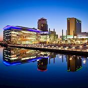 MediaCityUK - University of Salford