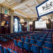The Common Room Theatre Style - 113 Chancery Lane - The Law Society